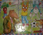 Playground puzzle