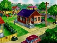 Deegans' House Front
