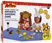 Arthur's guessing game box front