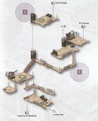 Galvert Bridge Map 1