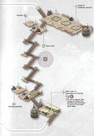 Galvert Bridge Map 3