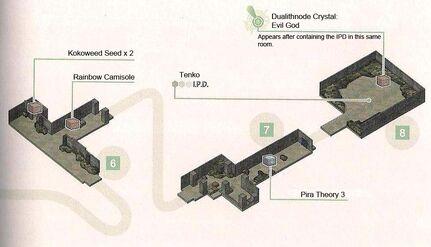 Enna Undergrounds Map 2