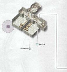 Old Eternus Galleries Map 1