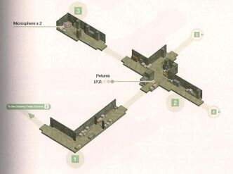 Kanakana Pier Map 1