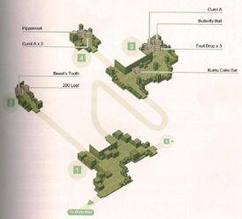 Ironplate Desert Map 1