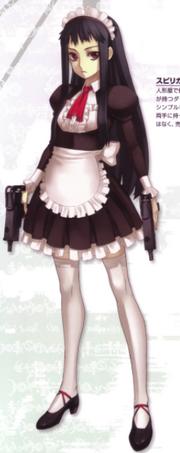 4-Spirit Gunner