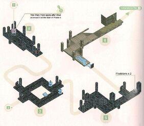 Dreamy Fields Tunnels Map 2