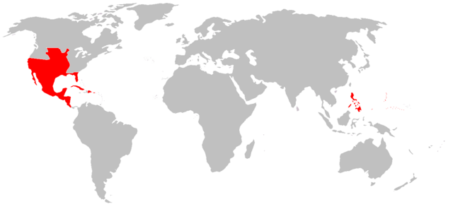 File:Territories of the Viceroyalty of New Spain.png