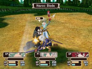 Havoc Blade (ToI)