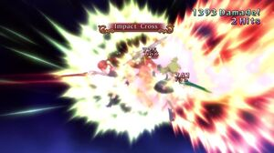 Impact Cross (ToV)