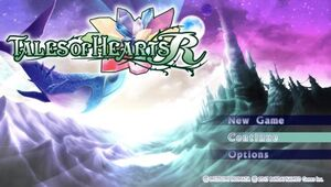 Title Screen (ToH-R)