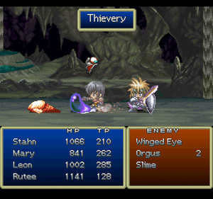 Thievery (ToD PSX)