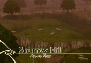Shurrey Hill (TotA)