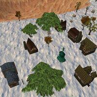 Plateau Village Winter Live