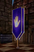 Celestial Hand Banner of the Spire Live