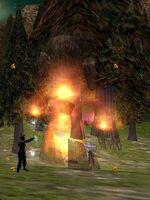 Corrupted Pyre Oak Live
