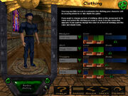 Pre-ToD Character Creation (Clothing)
