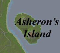 Asheron's Island Map
