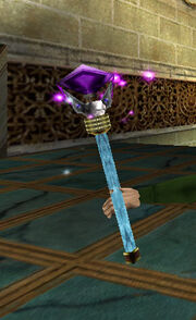 Scepter of Thunderous Might Live
