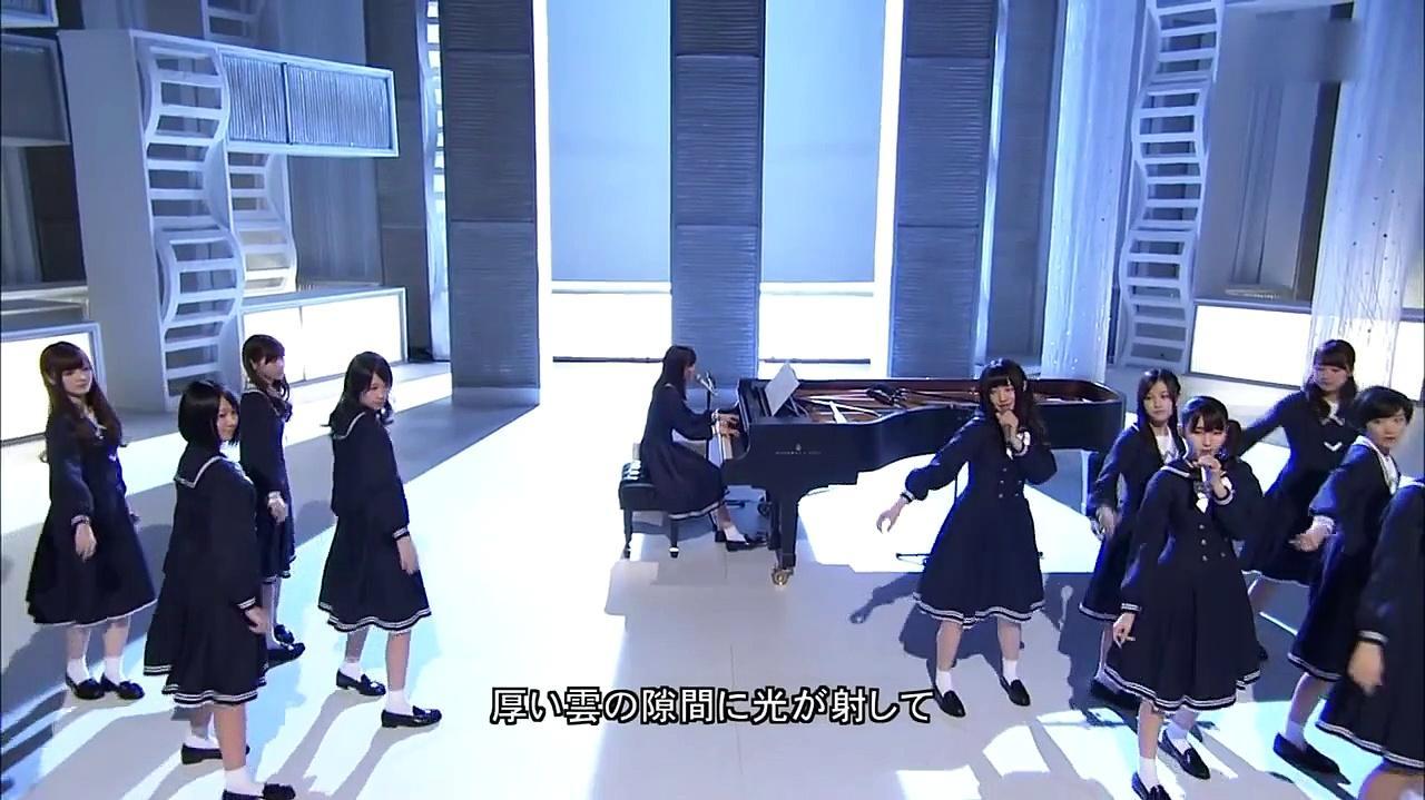 HD 乃木坂46 - 君の名は希望 LIVE 生歌&生田絵梨花ピアノ生演奏 Nogizaka46 - Kimi no Na wa Kibo