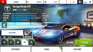 A8A Savage Rivale GTR price