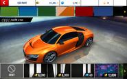 E-tron Orange