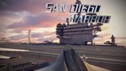 San Diego Harbor pre-race