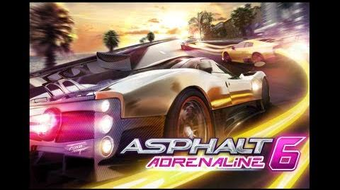 Asphalt 6 Adrenaline - Xperia PLAY - TV Spot