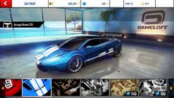 Savage Rivale GTR Decal 5