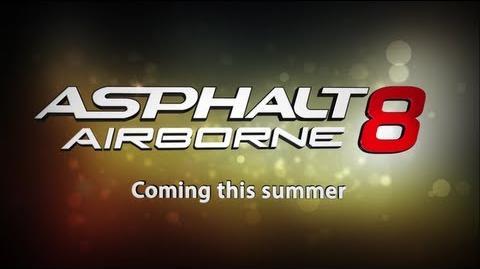 Asphalt 8 Airborne - Teaser trailer
