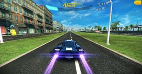 FXX Evoluzione racing