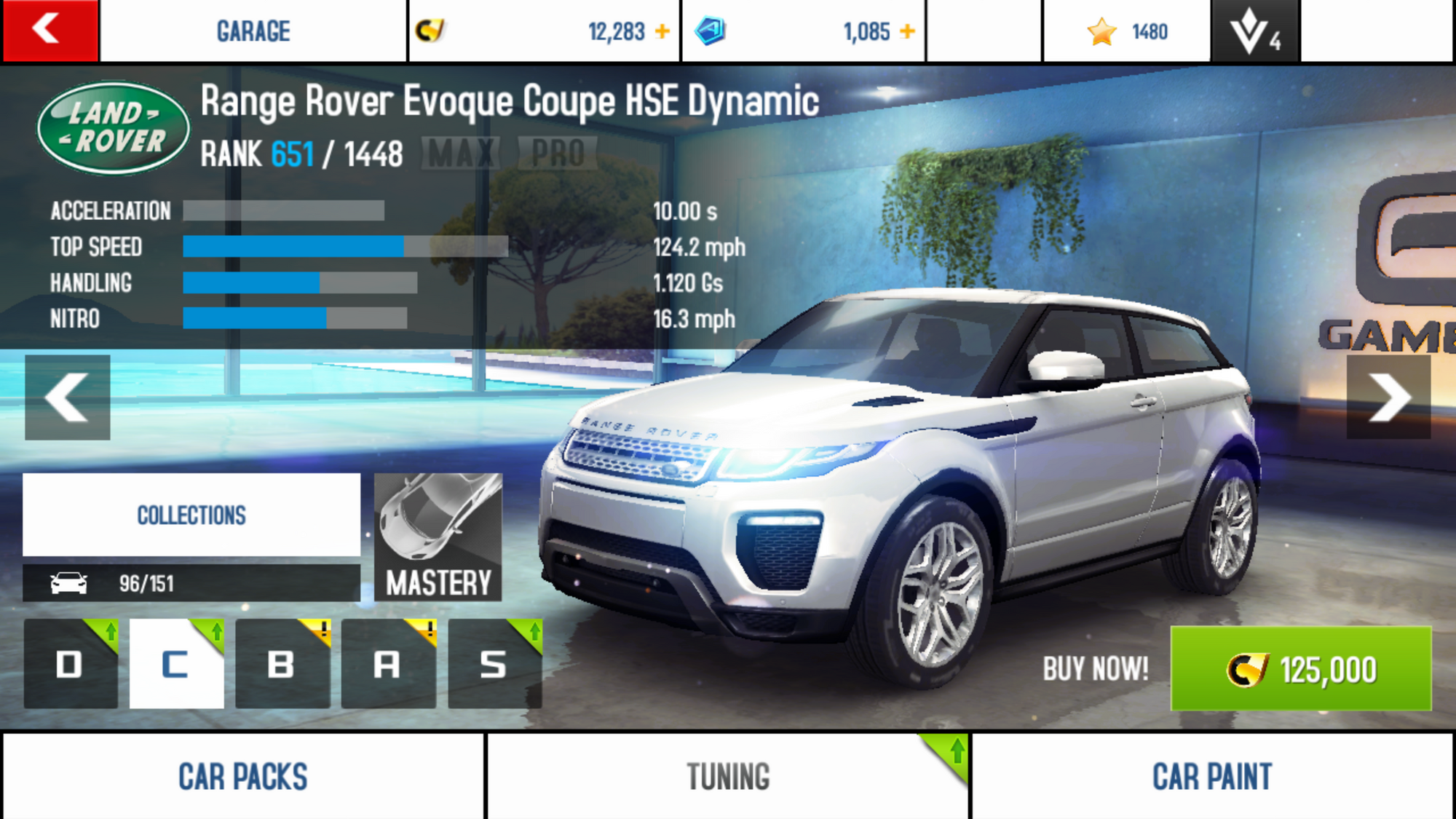Range Rover Evoque Coupe Hse Dynamic Asphalt Wiki Fandom Powered By Wikia