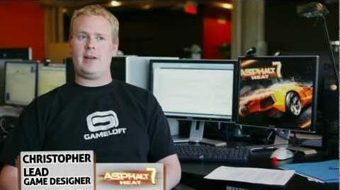 Asphalt 7 Heat - Developer Diary Part 1