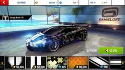 Savage Rivale GTR Decal 13