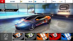 Savage Rivale GTR Decal 1