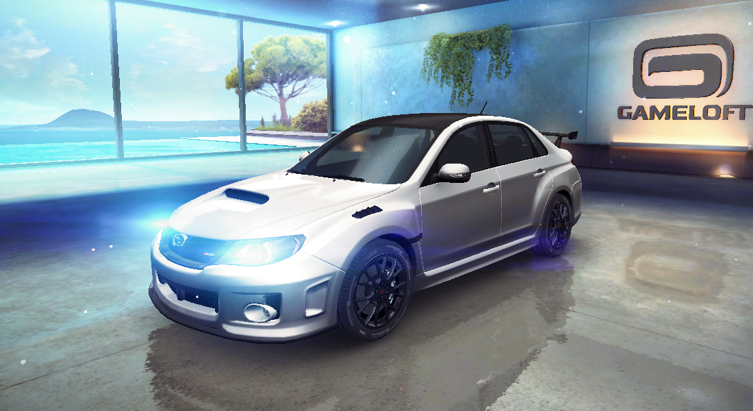 image asphalt 8 airborne impreza wrx asphalt. Black Bedroom Furniture Sets. Home Design Ideas