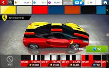 Ferrari Enzo Ferrari Decal 4