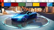 McLaren P1 colors