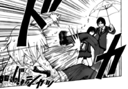 Maehara getting hurt