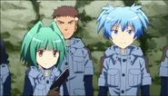 Nagisa and Kayano Episode6