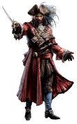 Assassin's Creed IV - Captain Morgan's redingote concept art