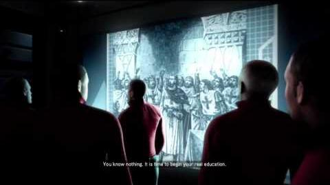 Assassin's Creed Revelations Abstergo Videos Part One Welcome