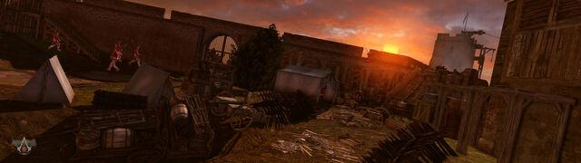 File:Assassins creed 3 ( Fort Exterior) by neilvk.jpg