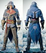 ACU Master Phantom Outfit