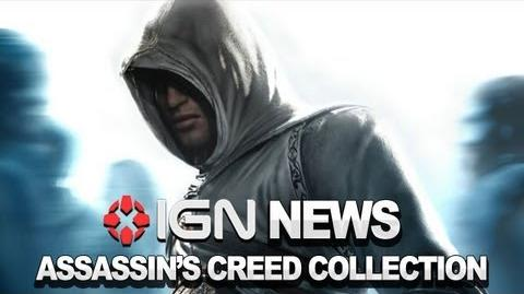 IGN News - Five-Game Assassin's Creed Anthology Confirmed