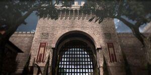 Porta aurelia