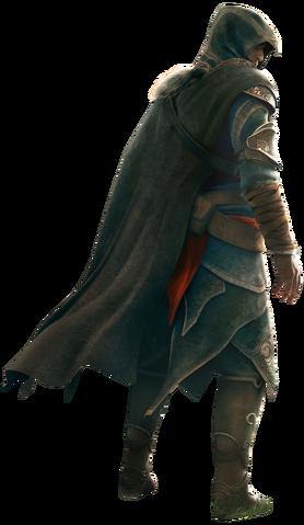 File:ACR Revelations Ezio Render.png