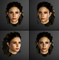 Claudia face models by Michel Thibault.png