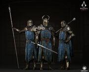 ACU Medieval Guards