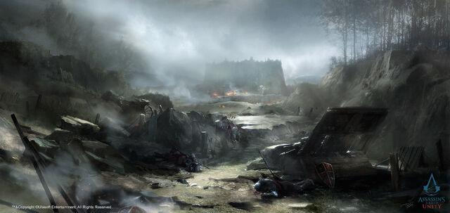 File:ACU Medieval France Battlefield - Concept Art.jpg